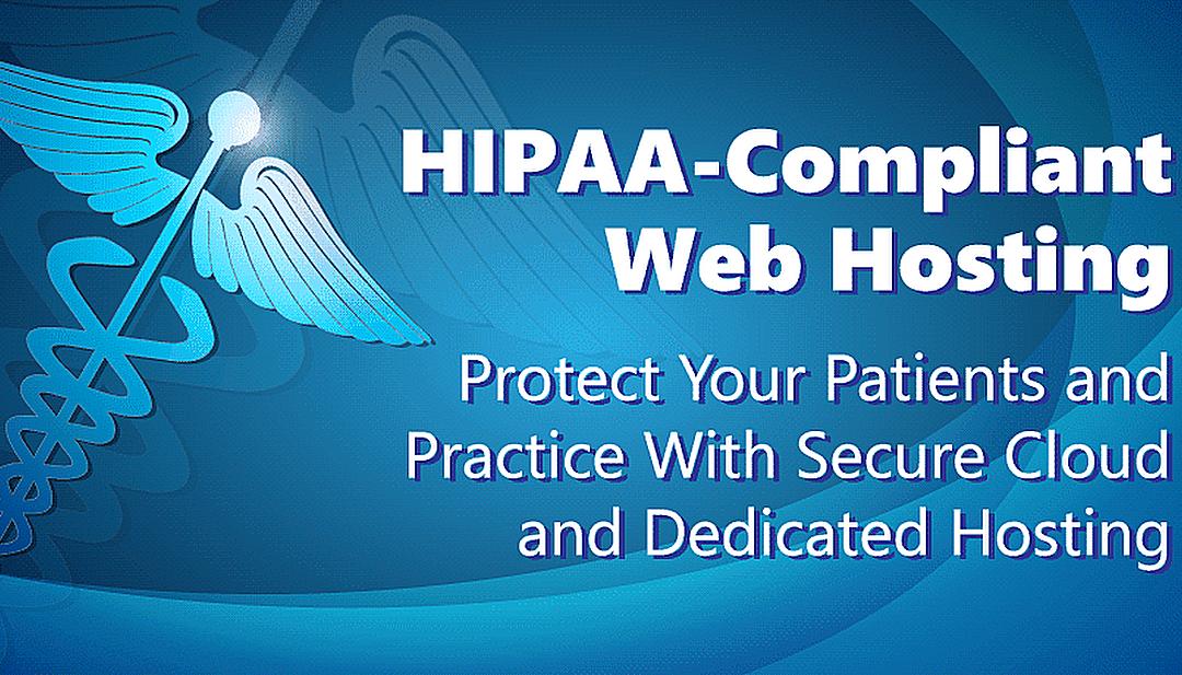 HIPAA Medical Web Hosting.