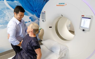 What is a CT scan and what does it stand for
