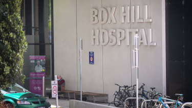 Man admitted to box hill hospital with blood clots after receiving AstraZeneca coronavirus vaccine